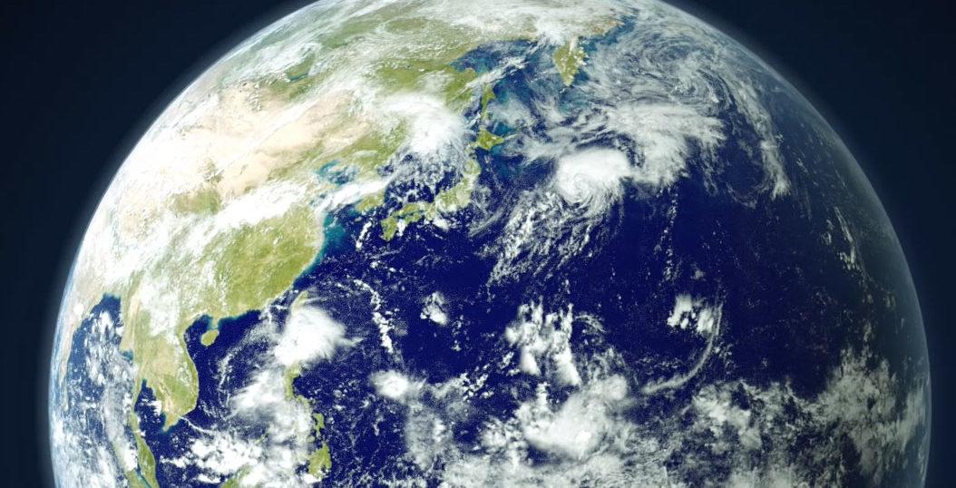地球 写真 フリー素材