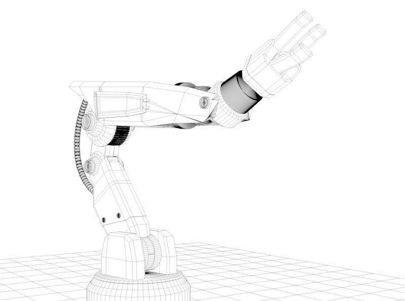 ロボットアームセル