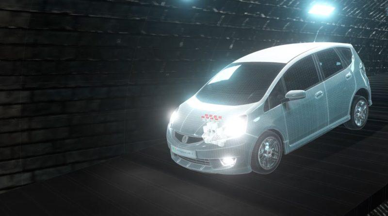 車両シミュレーション