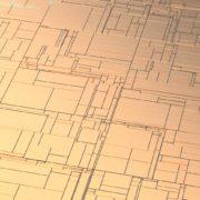 銅配線イメージ